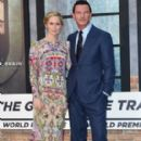 Luke Evans- September 20, 2016- The Girl on the Train World Premiere - 273 x 400