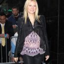 Gwyneth Paltrow - Arrives At Good Morning America In NY 30.04.10