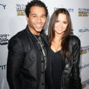 Corbin Bleu and Sasha Clements - 378 x 594