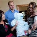 Kate Middleton, Prince William Windsor in New Zealand - April 9, 2014