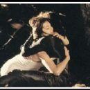 Brandon Lee and Sofia Shinas in The Crow (1994)