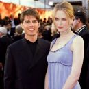 Tom Cruise and Nicole Kidman At the 68th Academy Awards - Arrivals (1996) - 383 x 413