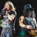 Guns N' Roses Brisbane Australia 2017 - 454 x 256