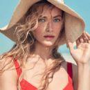 Hannah Ferguson –  Harper's Bazaar UK Magazine (July 2017) - 454 x 612