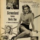 Doris Day - Screenland Magazine Pictorial [United States] (July 1948)