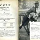 Fred Astaire - Positif Magazine Pictorial [France] (November 1954) - 454 x 330