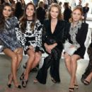 Brittany Snow – Raisavanessa show at New York Fashion Week 2019 - 454 x 301