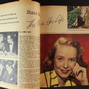 Diana Lynn - Movieland Magazine Pictorial [United States] (July 1946) - 454 x 380