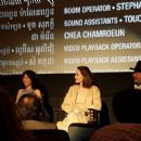 Angelina Jolie : 'First They Killed My Father' New York Screening