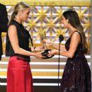 Lea Michele : 69th Annual Primetime Emmy Awards