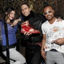 Black Eyed Peas' Taboo & Jump Footwear Launch TABOOXJUMP at Juliet - 454 x 342