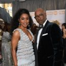 Angela Bassett and Courtney B. Vance At The 25th Annual Screen Actors Guild Awards (2019) - 400 x 600