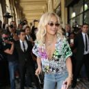 Rita Ora – Louis Vuitton Show SS 2019 at Paris Fashion Week