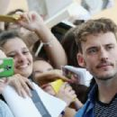 Sam Claflin- July 21, 2016- Giffoni Film Festival 2016 - Day 7 - 454 x 303