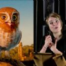 Gylfie is voicd by EMILY BARCLAY in Warner Bros. Pictures' and Village Roadshow Pictures' family fantasy adventure 'LEGEND OF THE GUARDIANS: THE OWLS OF GA'HOOLE,' a Warner Bros. Pictures release. Photos courtesy of Warner Bros. Pictur - 454 x 290