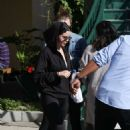 Selena Gomez – Hits the gym for another pilates session in LA