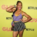 Monique Coleman – Netflix 'Glow' Roller Skating Event in Los Angeles - 454 x 681