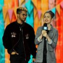 Lily Collins – hosts 'We Day' in Seattle