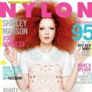 Shirley Manson Nylon Magazine July 2012 - 454 x 542