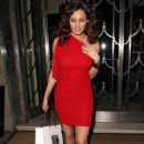 Kelly Brook - Attending The 50 Years In Vogue Party At The Claridges Hotel In London, UK - May 11 2010