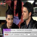 Tuba Buyukustun - Yoregne Sor Movie Premiere - 2010