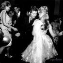 Gary Clarke and Connie Stevens - 454 x 449