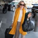 Ali Larter – Arrives to LAX Airport in Los Angeles