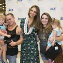 Jessica Alba, Founder of the Honest Company, Visits Pearl Harbor NEX - 454 x 356