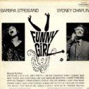 Funny Girl (Back Cover) Original 1964 Cast Album - 454 x 432