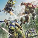 Teenage Mutant Ninja Turtles: Out of the Shadows (2016) - 454 x 709