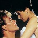Patrick Swayze and Demi Moore in Ghost (1990) - 233 x 294