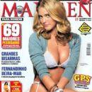Susana Ramos - Maxmen Magazine Pictorial [Portugal] (November 2005)