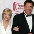 Florence Henderson and Barry Williams
