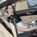 Yana Gupta at Audi A8 Launch Gallery