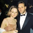 Jodie Foster and Russell Crowe
