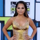 Becky G- 2016 Latin American Music Awards- Red Carpet - 454 x 635