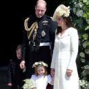 Prince Harry Marries Ms. Meghan Markle - Windsor Castle - 393 x 600