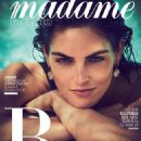 Hilary Rhoda - Madame Figaro Magazine Cover [France] (29 April 2016)