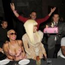 Amber Rose attends Nicki Minaj's 26th Birthday Party at Club Tao in Las Vegas, Nevada - December 9, 2010 - 454 x 458