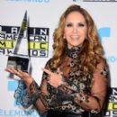 Lucero- Telemundo's Latin American Music Awards Press Conference with Lucero - 397 x 600