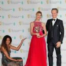 Naomie Harris, Laura Dern and Richard E. Grant – 2020 British Academy Film Awards in London - 454 x 585