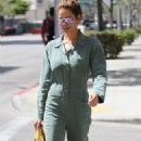 Brooke Burke leaves a salon in Beverly Hills, California on April 25, 2016 - 325 x 600