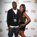 Angela Simmons and Terry Kennedy - 430 x 640