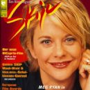 Meg Ryan - Skip Magazine Cover [Germany] (February 1999)