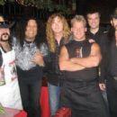 Vinnie, Chris, Dave, Lemmy, Chuck