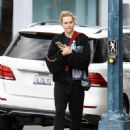 Suki Waterhouse was seen out and about in Beverly Hills, California on November 21, 2016