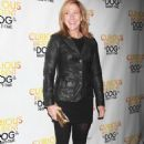 Edie Falco The Curious Incident Of The Dog In The Night Time Opening Night In Nyc