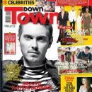 Michalis Hatzigiannis - Down Town Magazine Cover [Cyprus] (11 May 2014)