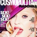 Madonna - Cosmopolitan Magazine Cover [United States] (May 2015)
