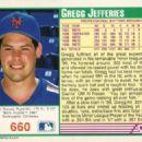 Gregg Jefferies